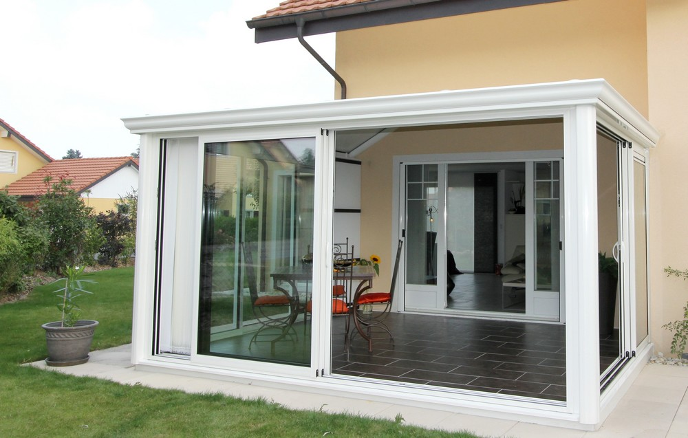 Veranda combien ca coute for Extension maison 25m2