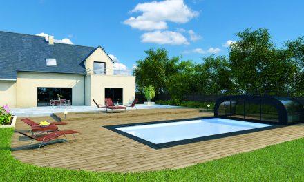 Les abris de piscine et leurs dimensions