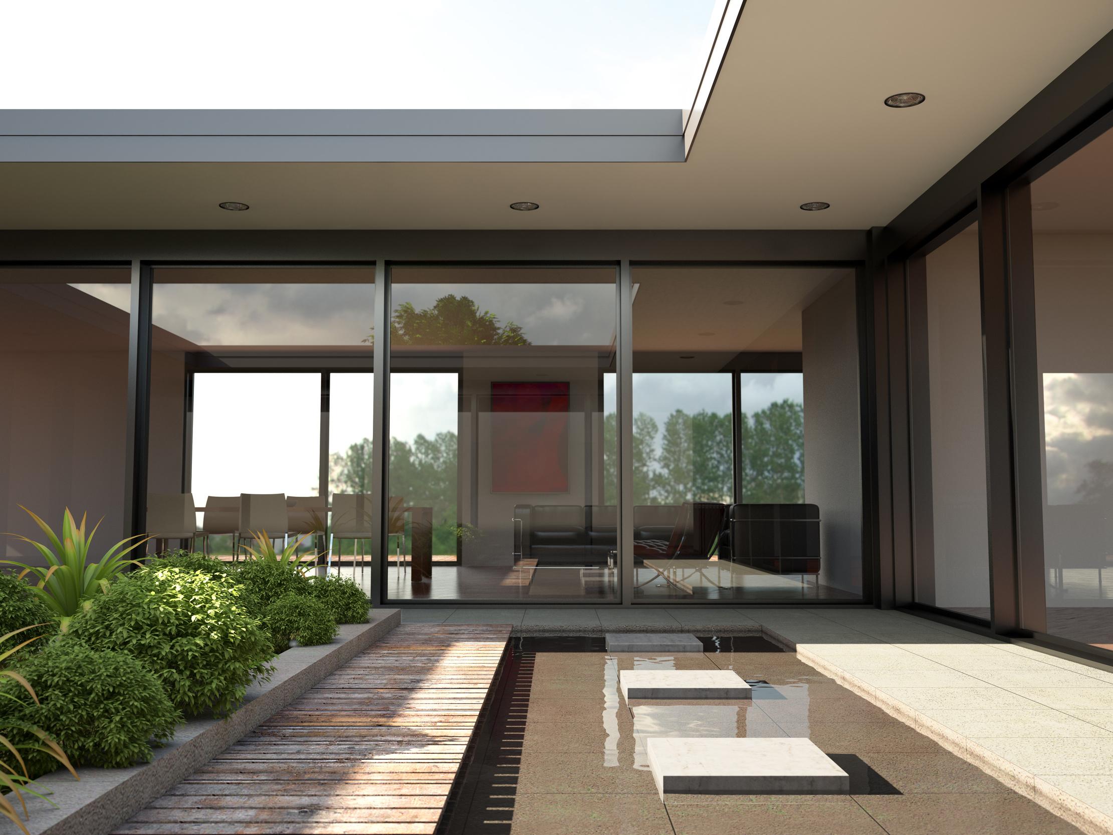 Comment agrandir sa maison une extension de maison for Comment agrandir sa maison