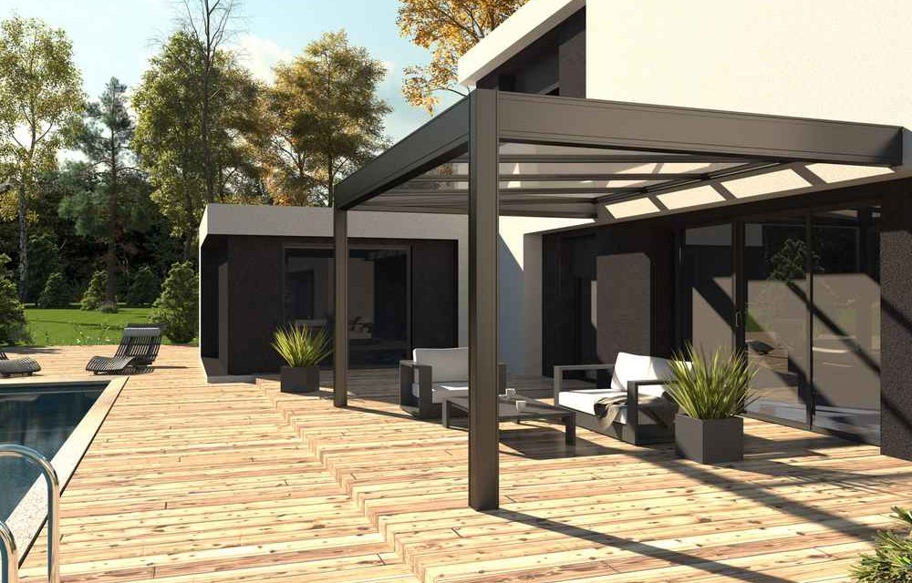 combien co te une pergola l 39 alternative de l 39 abri de terrasse. Black Bedroom Furniture Sets. Home Design Ideas