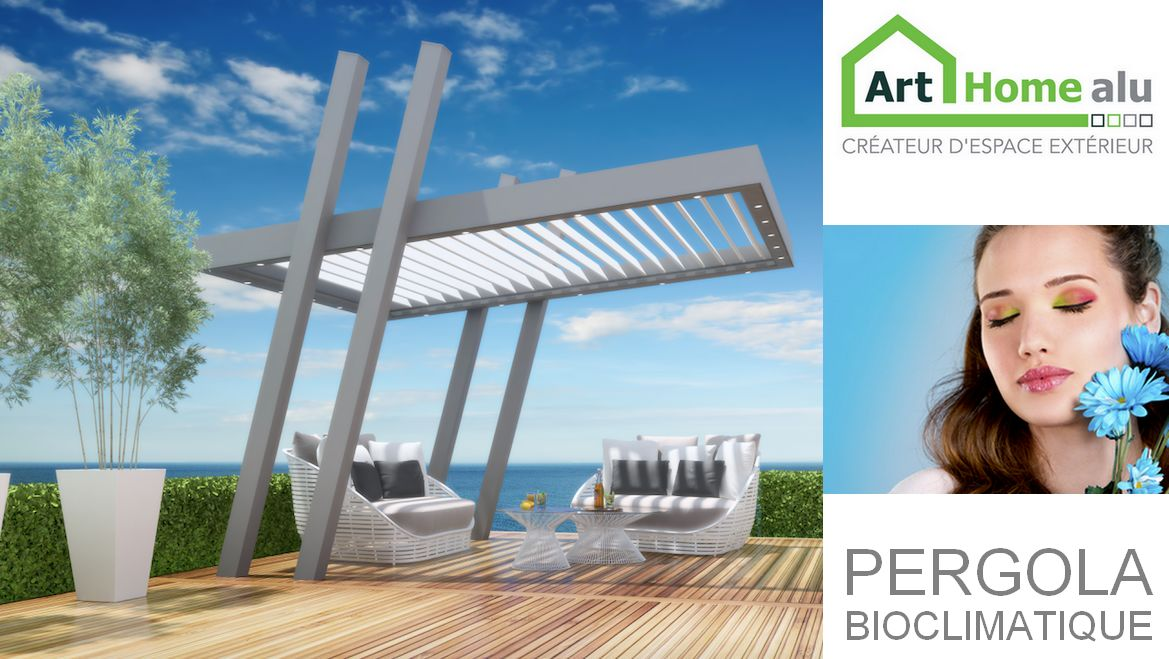 Pergola Art Home Alu