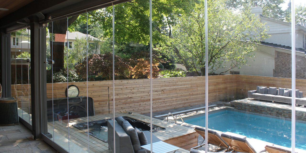 Comment Proteger Sa Terrasse Ou Son Balcon Coulissant Ou