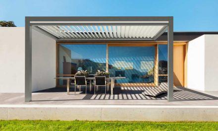 La pergola Art Home Alu en Suisse romande