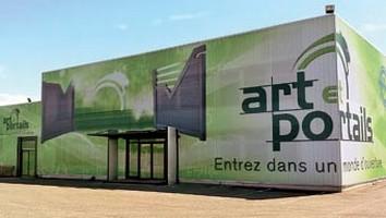 Art et Portails en Suisse