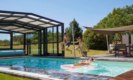 3 raisons de choisir un abri de piscine