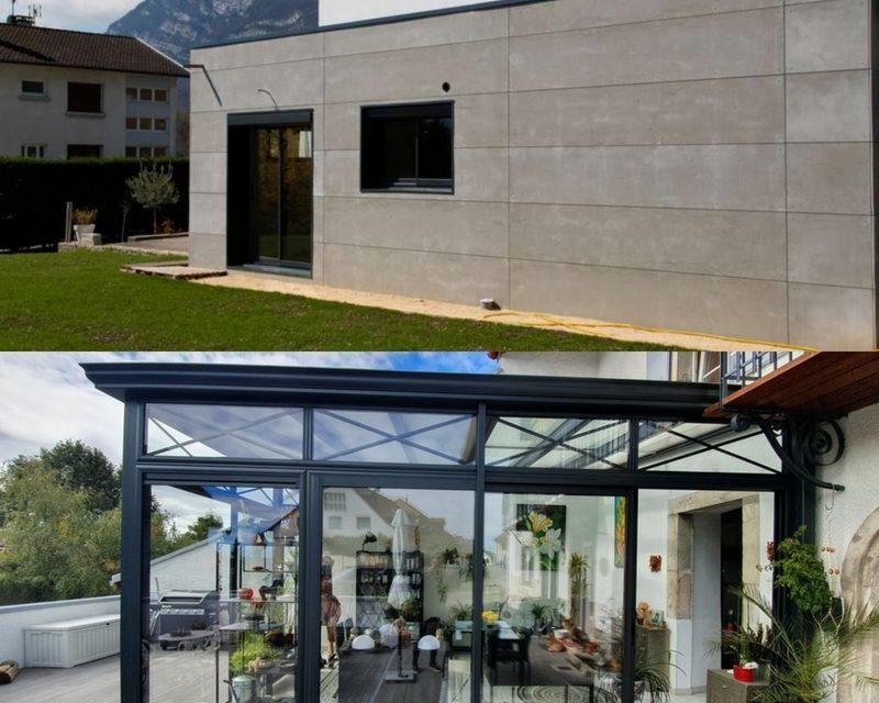 Quelle est la difference entre extension de maison et véranda ?